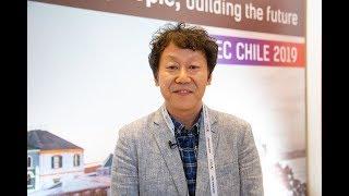 Seongman Moon explicó las brechas de género en los salarios en economías Apec