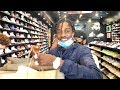 Lil Tjay Goes Shopping For Sneakers With CoolKicks