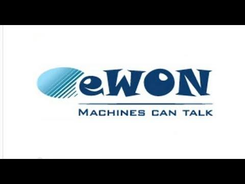 eWON Cosy 141-- VPN Remote Access to PLC