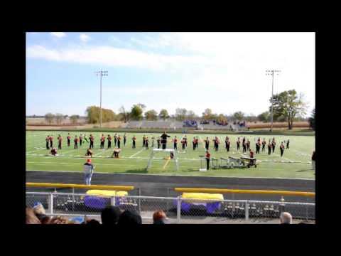 London High School Marching Band - 2013 BC (Bloom-Carroll) Classic