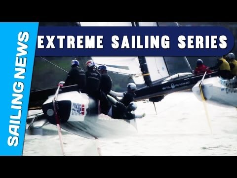 Extreme Sailing Series | Teams & Skippers Launch | What they had to say about it