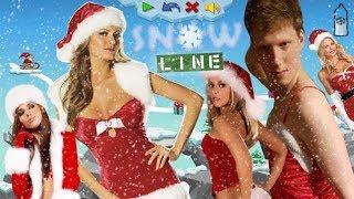 De Kerstvrouw Speelt: Snow Line