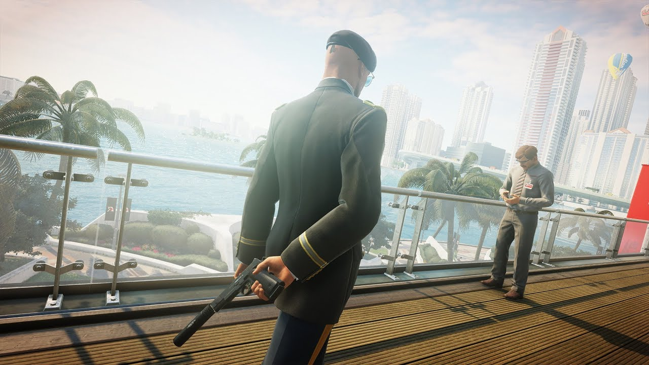 Hitman 2 At The 2018 Pc Gaming Show Youtube