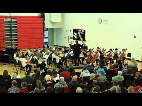 Yorkville Intermediate School 6th Grade Orchestra