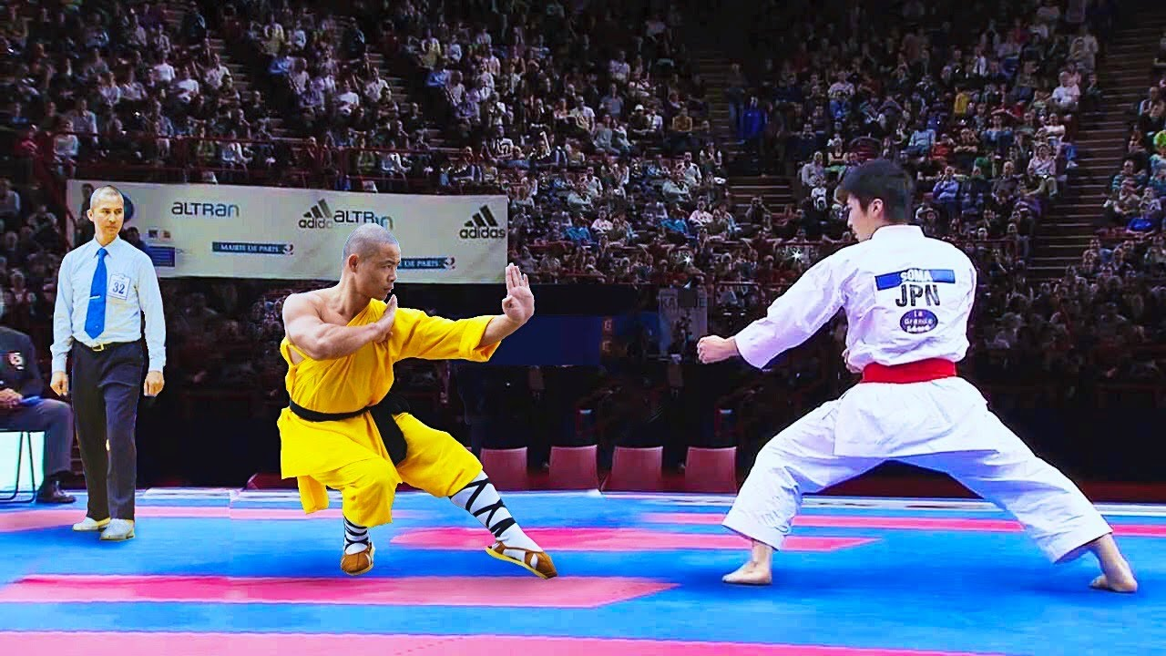 Download KungFu Master vs Karate | Don't Mess With Kung Fu Masters