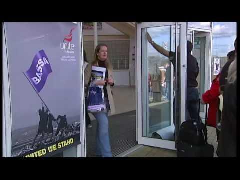 British Airways workers strike decision due