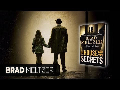 Brad Meltzer's The House of Secrets Commercial