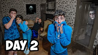 Last to Leave Haunted Hotel Wins $10,000  Scary Challenge