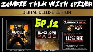 Five Remastered? & The Black Ops Pass: Black Ops 4 Zombie Details Revealed!