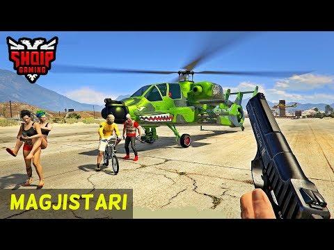 GTA 5 SHQIP - Magjistari i Trent !! - SHQIPGaming