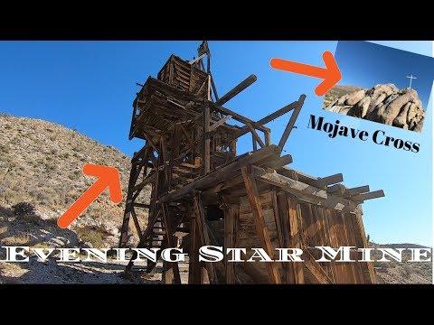Evening Star Mine, Mojave Desert