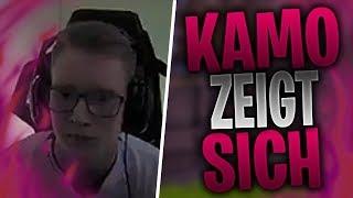 KAMO zeigt sich | REPAZ trifft einen Noscope mit der Armbrust | Fortnite Highlights Deutsch
