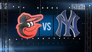 10/1/16: Yankees rally to beat the Orioles 7-3
