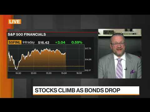 David L. Bahnsen on Bloomberg TV - Rotation Trade, Intel and JP Morgan