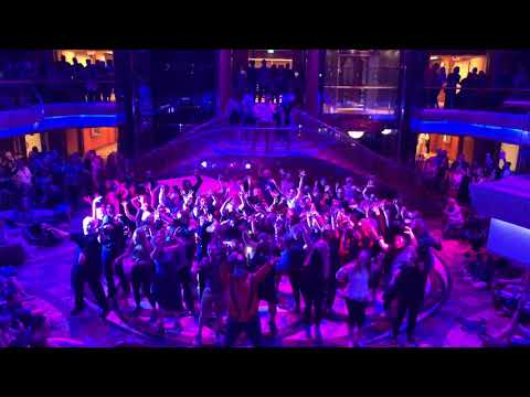 Vision of the Seas Thriller Dance Jan. 12-17 2018