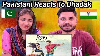 Pakistani Reacts To Dhadak | Official Trailer | Janhvi & Ishaan | Shashank Khaitan | Karan Johar