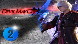 Let's play -Devil may cry 4: EL CASTILLO FORTUNA #2|Creepytopgaming
