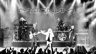 MAGNUM 'Sacred Blood Divine Lies' Live at ROCK CITY 2016