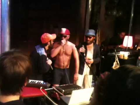 Campo Brothers - The Hip Hop Part - Impulstanz Vienna - Burgtheater-Vestibül 2010