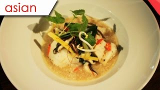 Steamed Halibut Fillet  In Coconut-chili Sauce - Silent Cooking With Simon Xie Hong (with Recipe)