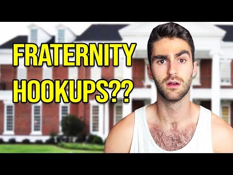 Being Gay In A Fraternity