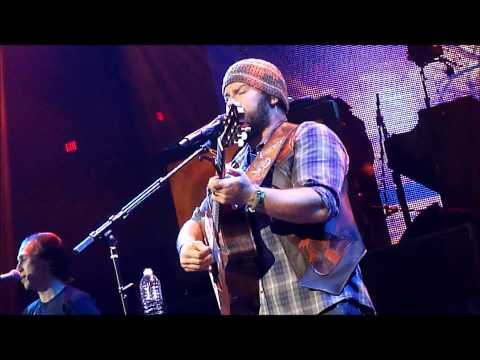 """Zac Brown Band - """"Highway 20 Ride"""" at the Mississippi Coast Coliseum"""