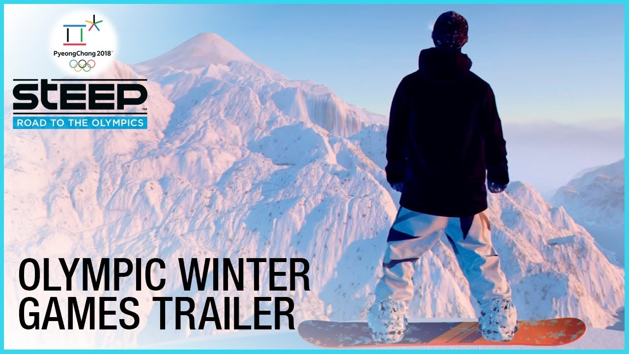 Steep: Road to the Olympics - The Olympic Winter Games | Gameplay | Ubisoft [NA]