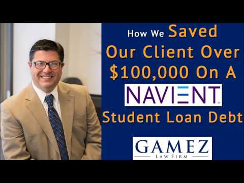 debt-relief-success-stories-|-navient-student-loan-debt-settlement-saving-over-$100,000