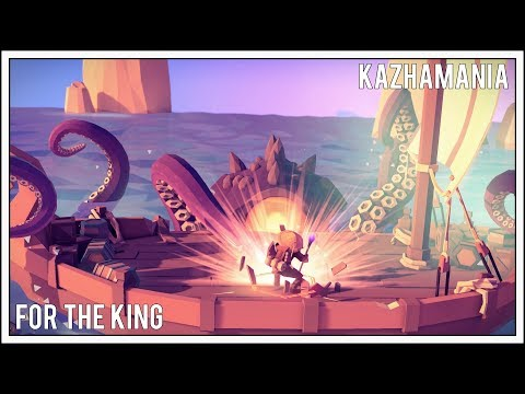 For the King | Duo #6 On veut juste un rafiot ! [FR/HD/60fps]