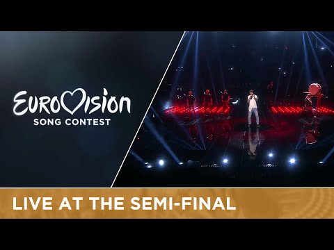 Freddie - Pioneer (Hungary) Live at Semi - Final 1 of the 2016 Eurovision Song Contest