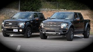 New Ford F150 Raptor vs FX4 Overview, Comparison, Review