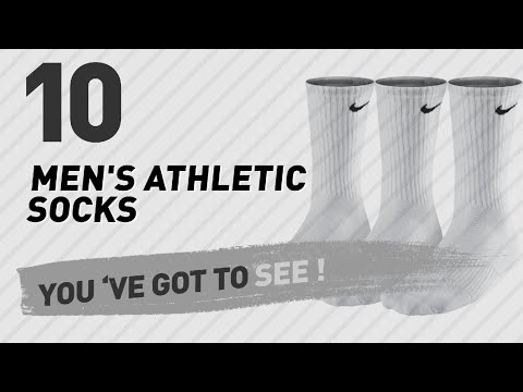 Nike Men's Athletic Socks // UK New & Popular 2017