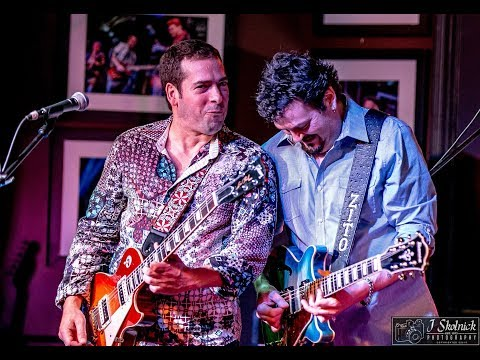 """Highway Mama"" Mike Zito & Albert Castiglia Funky Biscuit June 22, 2018"