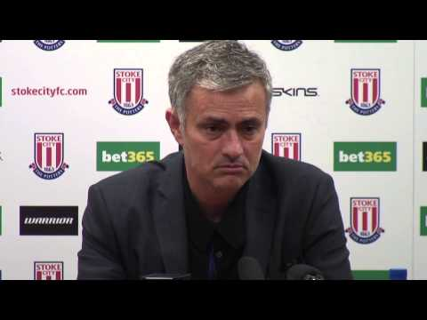 Jose Mourinho: Hazard was fantastic against Stoke