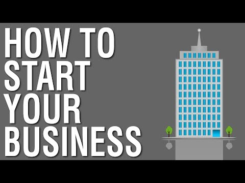 HOW TO BUILD A BUSINESS - HOW TO START A BUSINESS WITH NO MO