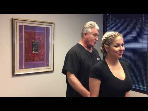 First Time Chiropractic Adjustment & Ring Dinger For McAllen TX Woman