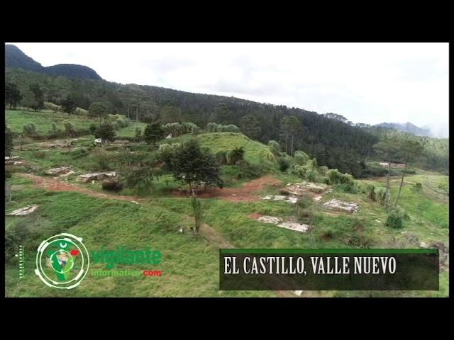 El Castillo, Valle Nuevo