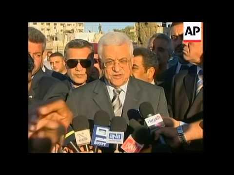 Abbas returns to Ramallah after trip to Jordan, comments