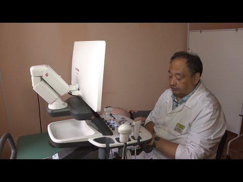 В женской консультации начал работать новый аппарат УЗИ