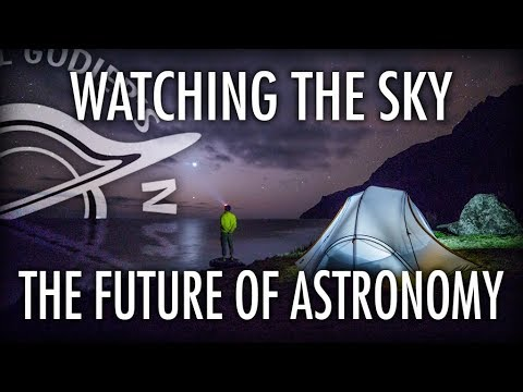 What is the Future of Astronomy? Featuring Fraser Cain
