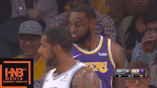 Los Angeles Lakers vs San Antonio Spurs 1st Qtr Highlights | 12.05.2018, NBA Season