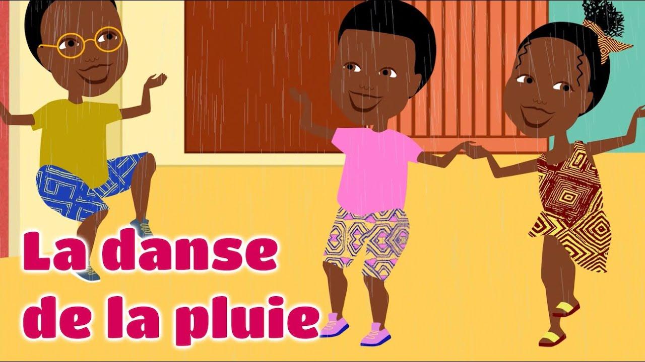 La danse de la pluie - Comptine africaine pour danser (avec paroles)