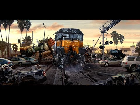 Hancock - Train Scene.