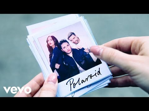 Jonas Blue, Liam Payne, Lennon Stella  Polaroid