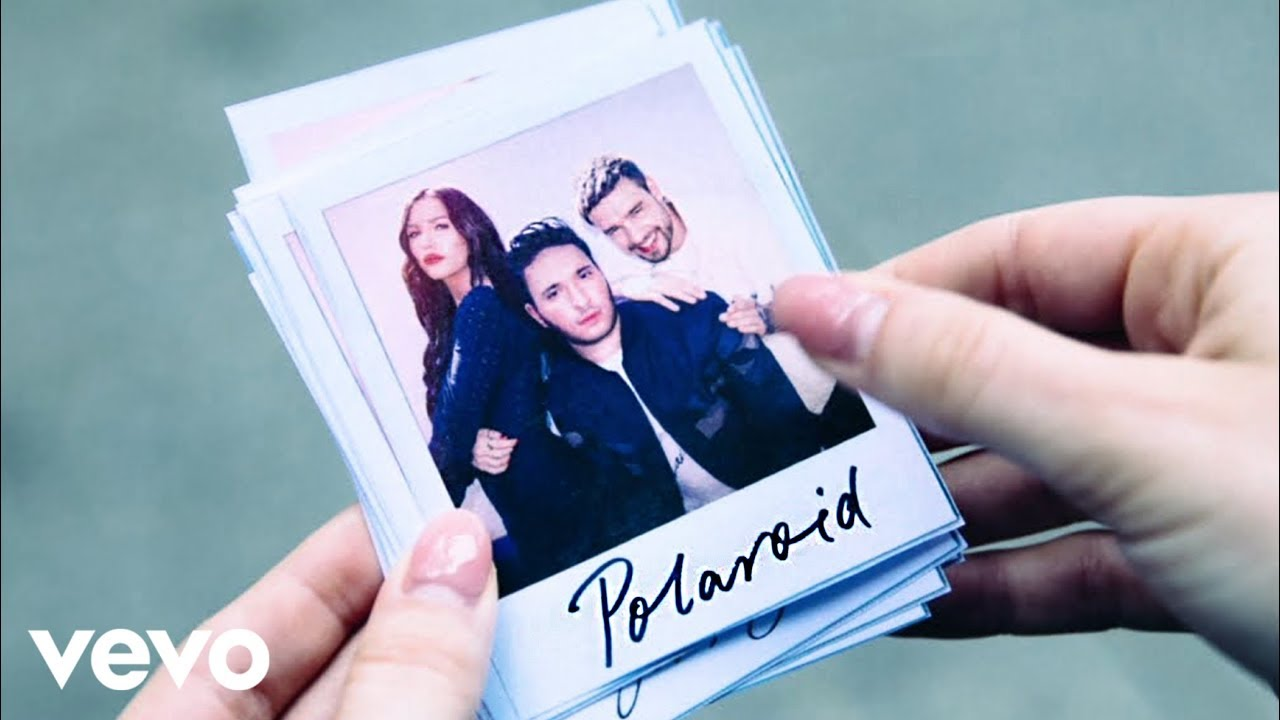Jonas Blue, Liam Payne, Lennon Stella - Polaroid (Lyric Video) #1