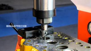 Maxpreci Valve Seat Cutting Machine - VSC