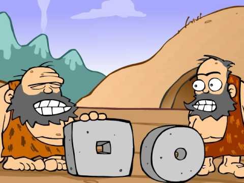 Round Wheel Rolls!