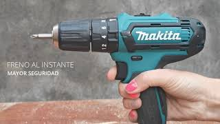 Taladro percutor Makita HP331D