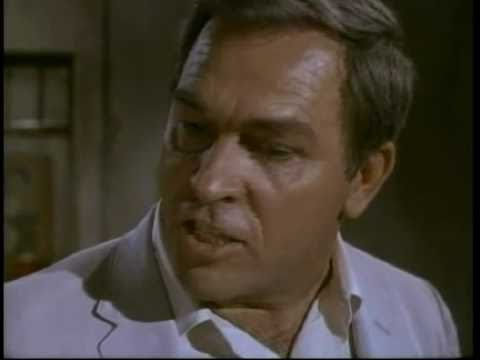 Howard Keel in Powerful Scene wirh Ben Gazzara