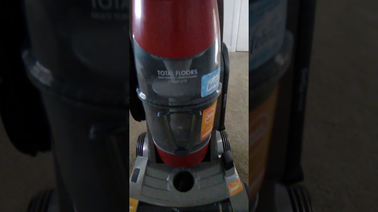 My Bissell Total Floors Complete Youtube